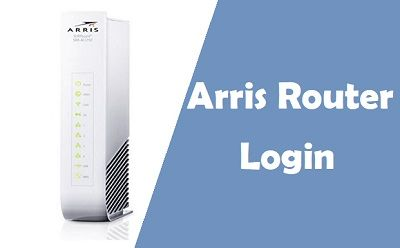 Arris Router Login